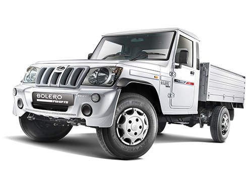 Mahindra Big Bolero pik-up Image